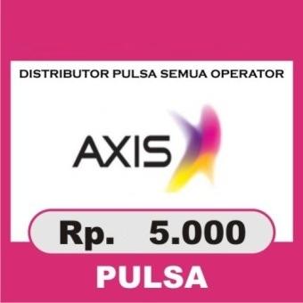 Beli Pulsa Axis - Axis 5000