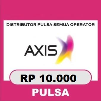 Beli Pulsa Axis - Axis 10.000