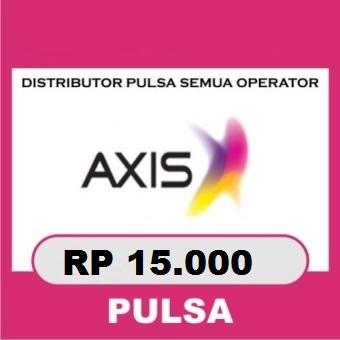 Beli Pulsa Axis - Axis 15.000