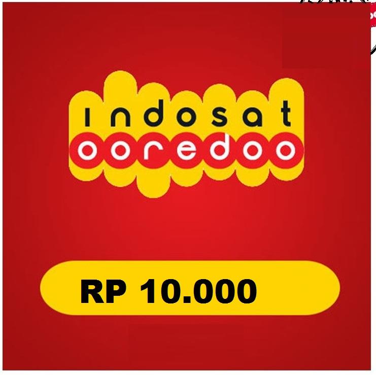 Beli Pulsa Indosat - isat 10.000